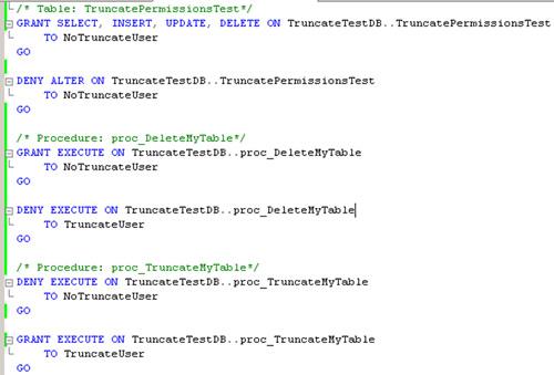 SQL SERVER - Securing TRUNCATE Permissions in SQL Server permissions3