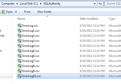 SQL SERVER - Powershell - Importing CSV File Into Database - Video pscsv
