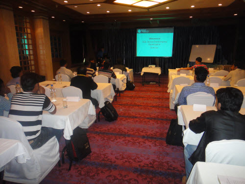 SQLAuthority News - A Successful Performance Tuning Seminar at Pune - Dec 4-5, 2010 puneseminar (1)