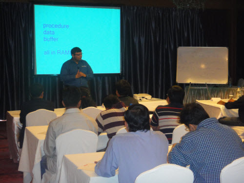 SQLAuthority News - A Successful Performance Tuning Seminar at Pune - Dec 4-5, 2010 puneseminar (4)