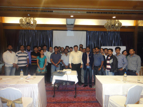 SQLAuthority News - A Successful Performance Tuning Seminar at Pune - Dec 4-5, 2010 puneseminar (7)