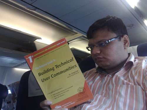 SQLAuthority News - Book Review - The Rational Guide to Building Technical User Communities (Rational Guides) ralbook2