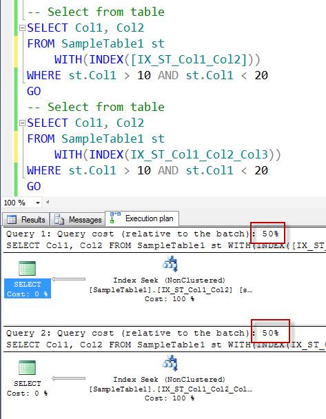 SQL SERVER - An Interesting Case of Redundant Indexes - Index on Col1, Col2 and Index on Col1, Col2, Col3 - Part 3 redundant21