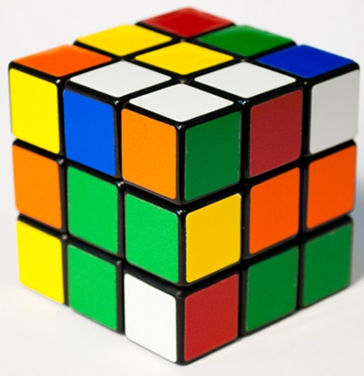 Big Data - Beginning Big Data - Day 1 of 21 rubiks-cube
