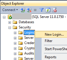 SQL SERVER - Beginning of SQL Server Security sec3