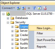SQL SERVER - Beginning of SQL Server Security sec3