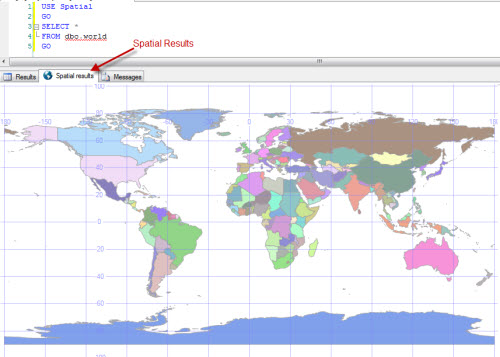 SQL SERVER - World Shape files Download and Upload to Database - Spatial Database spatial6