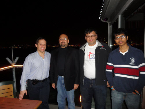 SQLAuthority News - Meeting SQL Friends - SQLPASS 2011 Event Log sqlpassfriends01