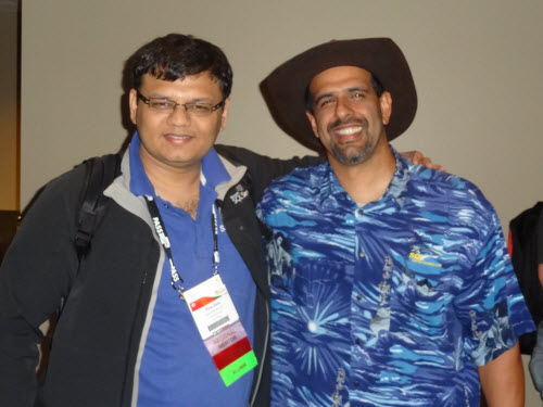 SQLAuthority News - Meeting SQL Friends - SQLPASS 2011 Event Log sqlpassfriends03