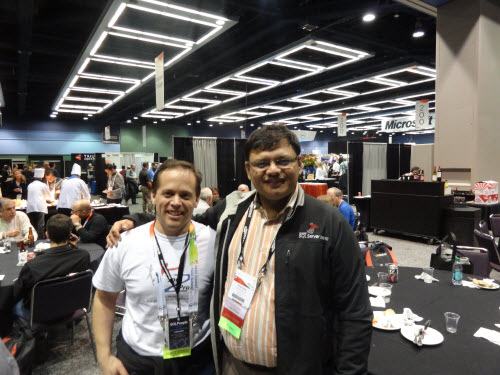 SQLAuthority News - Meeting SQL Friends - SQLPASS 2011 Event Log sqlpassfriends07