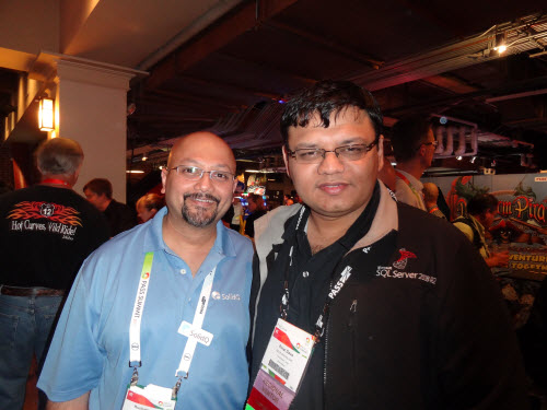 SQLAuthority News - Meeting SQL Friends - SQLPASS 2011 Event Log sqlpassfriends10