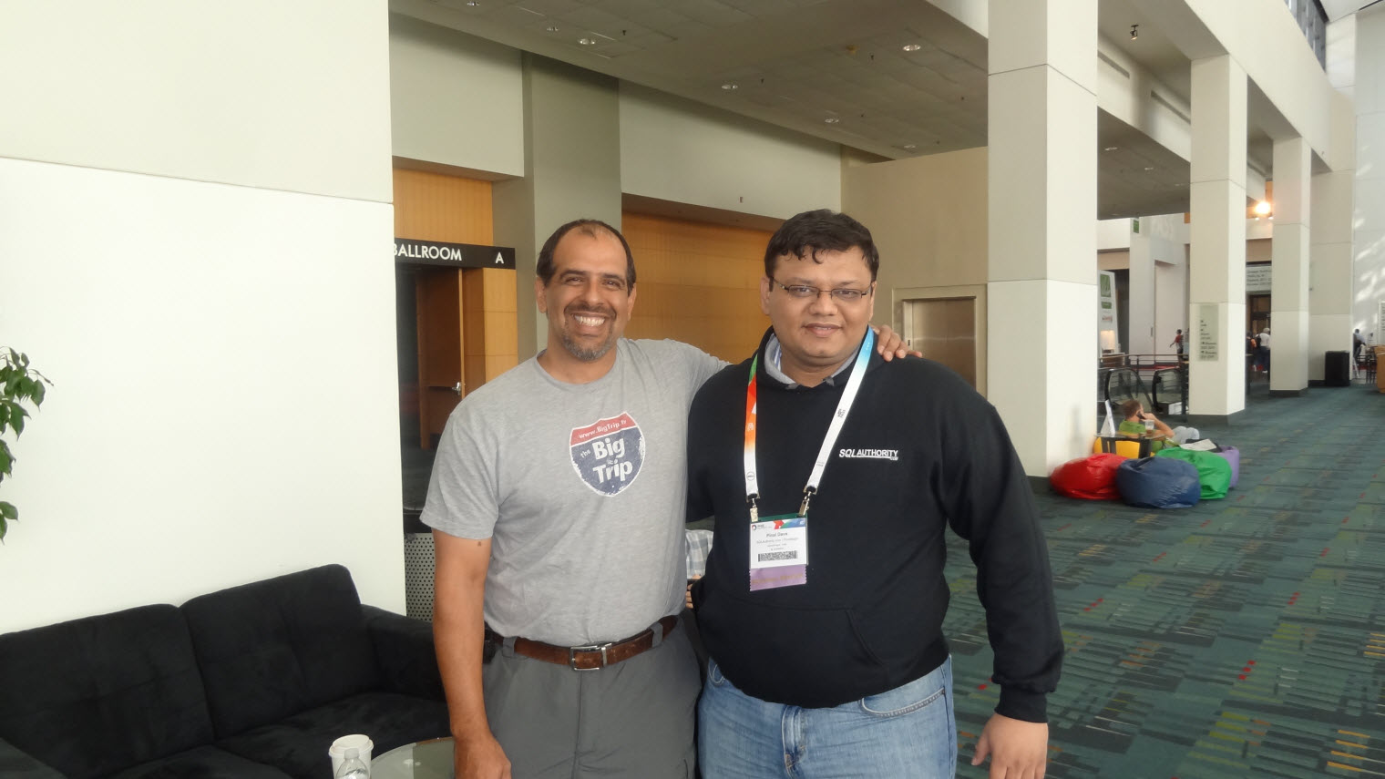 SQL SERVER - SQLPASS 2013, Charlotte Memories - Friends and Technology - Part 1  sqlpass2013-3