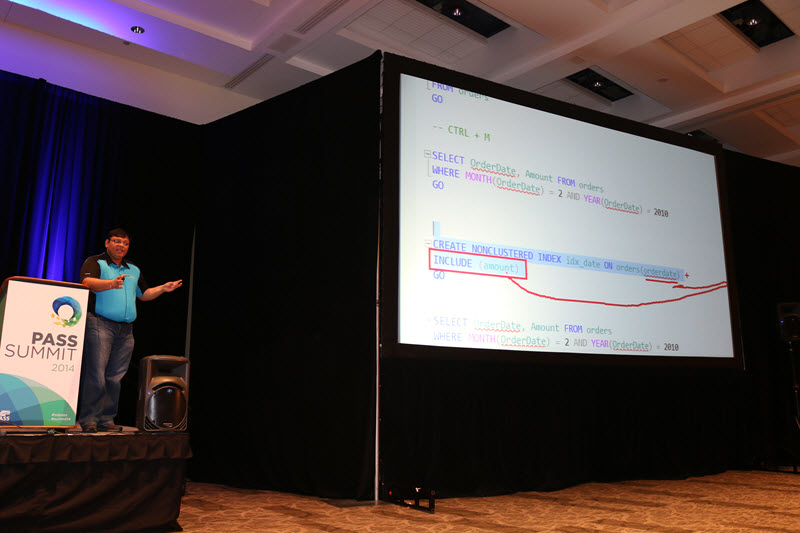 SQLAuthority News - Presented on Database Worst Practices at SQLPASS 2014 in Seattle - November 5, 2014 sqlpass2014-3