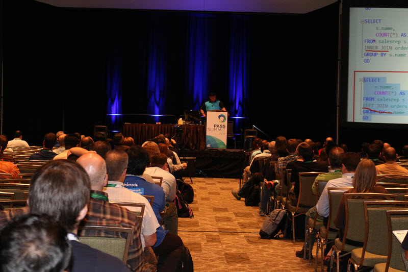 SQLAuthority News - Presented on Database Worst Practices at SQLPASS 2014 in Seattle - November 5, 2014 sqlpass2014-4