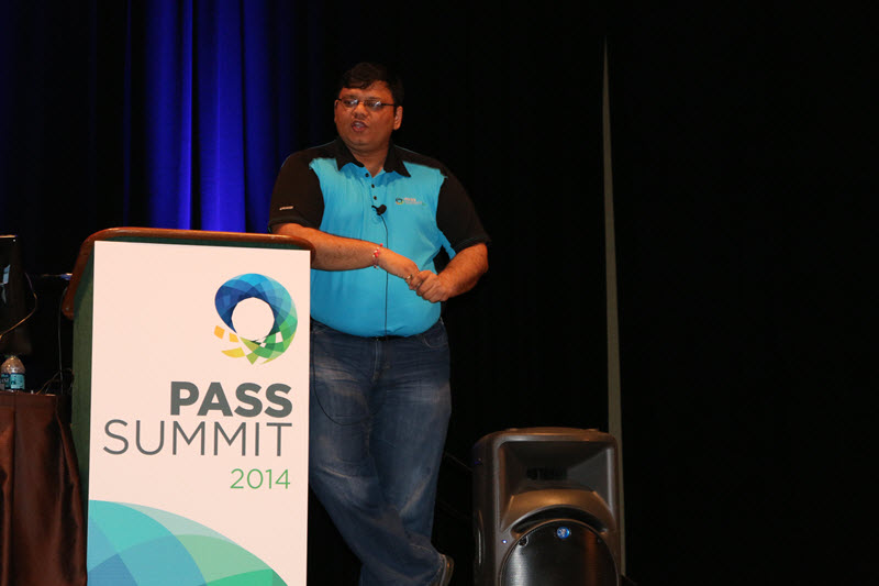 SQLAuthority News - Presented on Database Worst Practices at SQLPASS 2014 in Seattle - November 5, 2014 sqlpass2014-5