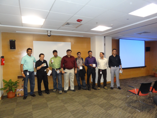 SQLAuthority News - An Incredible Successful SQL Saturday #116 Event - First SQL Saturday in India sqlsat_4
