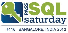SQLAuthority News - SQL Saturday 116 - SQL Saturday in Bangalore, India on January 7, 2012 - 4 Saturdays to Go sqlsat116_web