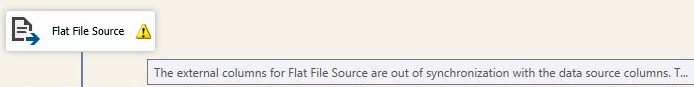 SQL SERVER - SSIS Data Flow Troubleshooting - Part1 - Notes from the Field #019 DFT1_6