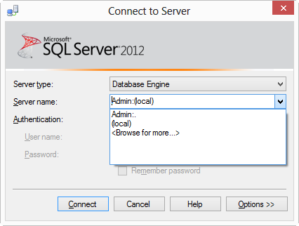 SQL SERVER - Another lesser known feature of SQL Server Management Studio 2012 - Guest Post by Balmukund Lakhani ssms-b4