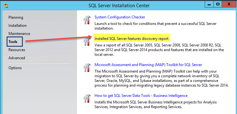 "SQL SERVER - Fix - Missing ""Mirroring"" and ""Transaction Log Shipping"" option in the Database Properties ssms-missing-03"