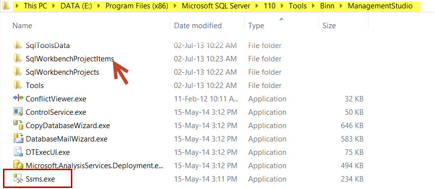 SQL SERVER - Customization of New Query in SQL Server Management Studio ssms-nq-01