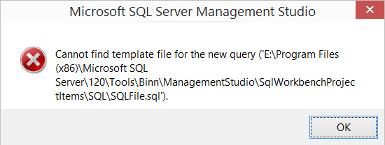 SQL SERVER - Customization of New Query in SQL Server Management Studio ssms-nq-04
