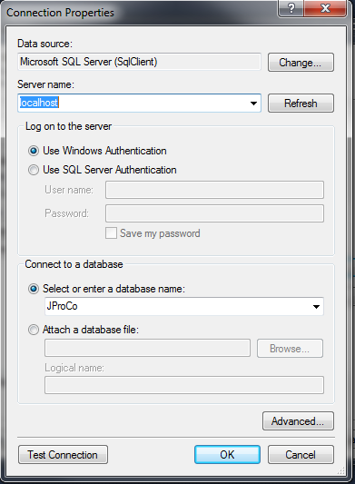SQL SERVER - Create a Very First Report with the Report Wizard ssrs-4-3