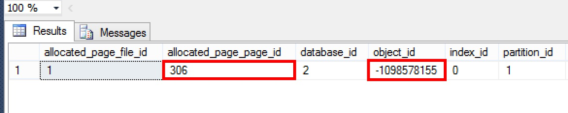 SQL SERVER - Watching Table Variable Data in TempDB table-variable-create-02
