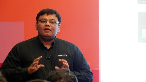 SQLAuthority News - Excellent Experience at TechEd India 2013 Bangalore and Pune - Photo Journey 6