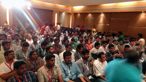 SQLAuthority News - Excellent Experience at TechEd India 2013 Bangalore and Pune - Photo Journey 7
