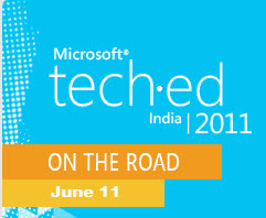 SQLAuthority News - Community Tech Days - TechEd on The Road - Ahmedabad - June 11, 2011 techedonroad1