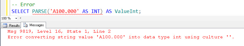 SQL SERVER - Denali - Conversion Function - TRY_PARSE() - A Quick Introduction tryparse1