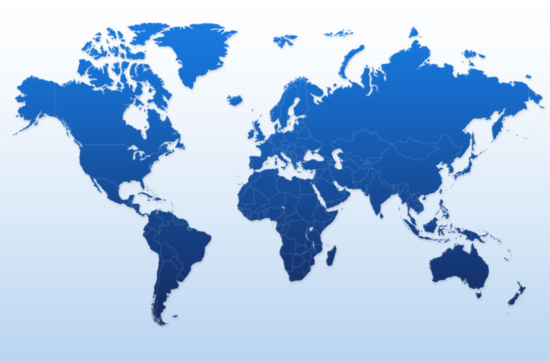 SQLAuthority News - The story of the world - Spatial Data types - July 24, 2010 world
