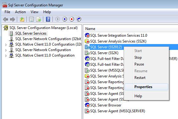 SQL SERVER - Find Port SQL Server is Listening - Port SQL Server is Running xpport3