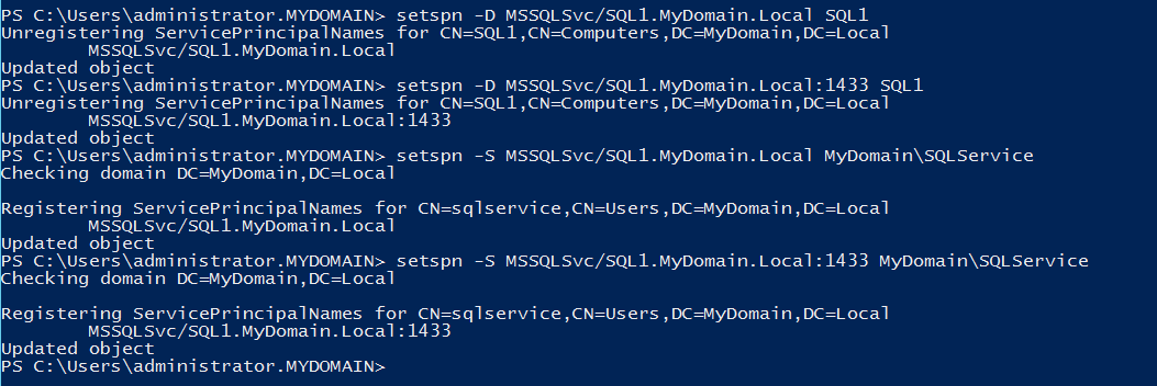 SQL SERVER - Why DBAs Need to Know about Kerberos - Notes from the Field #126 126-5