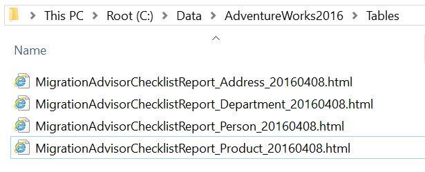 SQL SERVER - InMemory OLTP Migration Assistant Powershell Script InMemory-Migration-Script-01