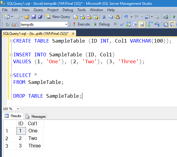 How to Insert Multiple Rows in a Single SQL Query