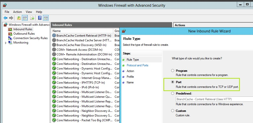 Sql Server Setting Firewall Settings With Azure Sql Server Vms