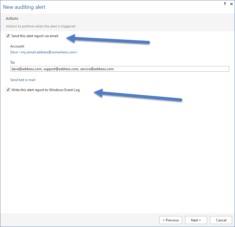 SQL SERVER - Database Auditing and Compliance apexaudit15