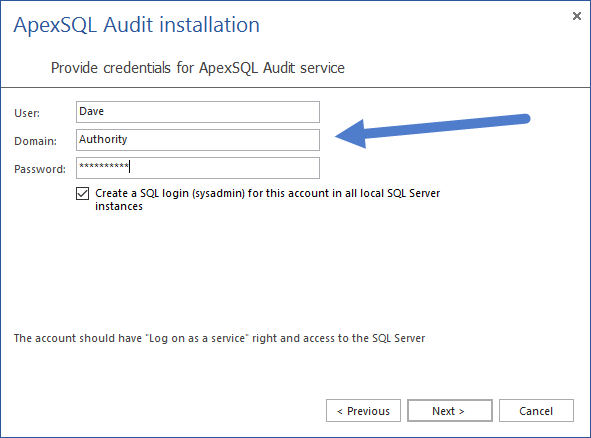 SQL SERVER - Database Auditing and Compliance apexaudit4