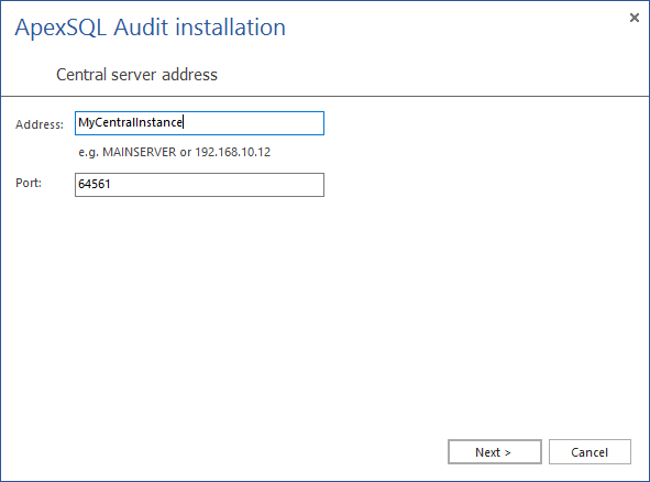 SQL SERVER - Database Auditing and Compliance apexaudit5