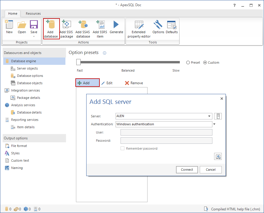 SQL SERVER - Create Database and BI (SSAS, SSRS, SSIS) Documentation