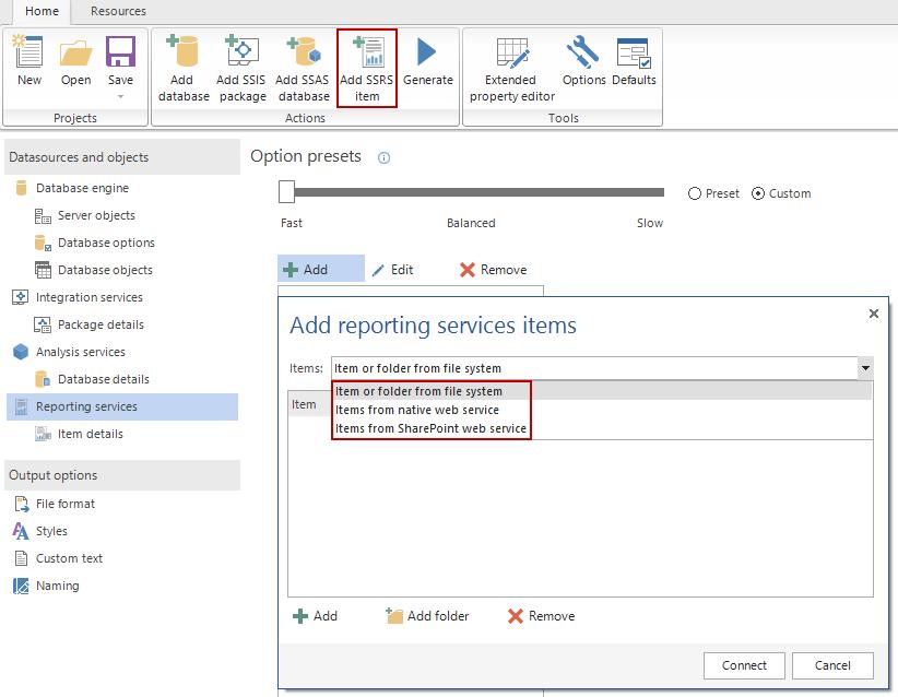 SQL SERVER - Create Database and BI (SSAS, SSRS, SSIS) Documentation apexdoc12