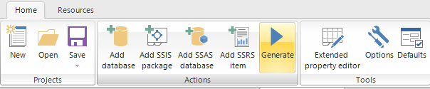 SQL SERVER - Create Database and BI (SSAS, SSRS, SSIS) Documentation apexdoc6