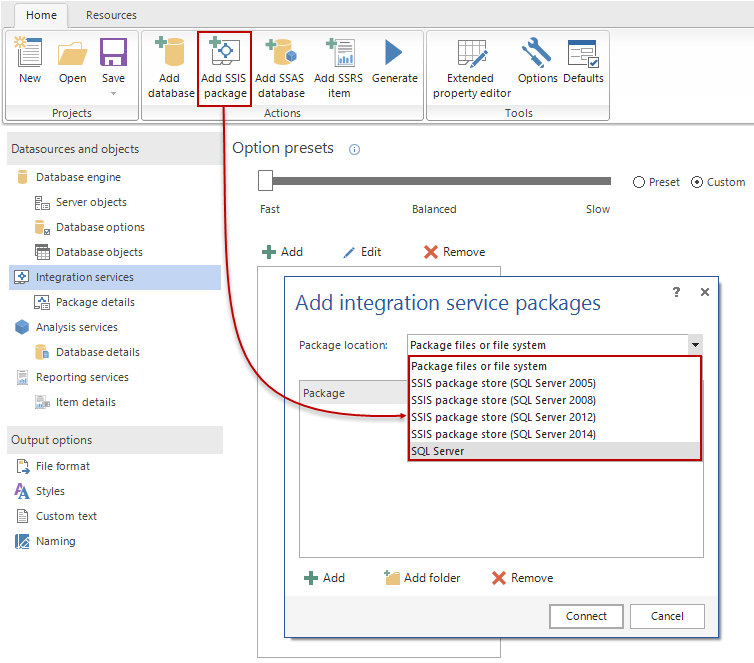 SQL SERVER - Create Database and BI (SSAS, SSRS, SSIS) Documentation