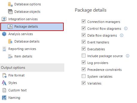 SQL SERVER - Create Database and BI (SSAS, SSRS, SSIS) Documentation apexdoc9