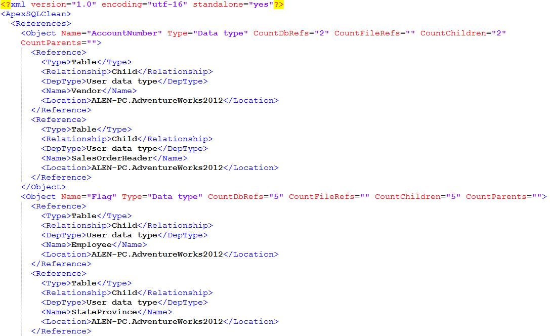 SQL SERVER - Tracking Database Dependencies apextracking14