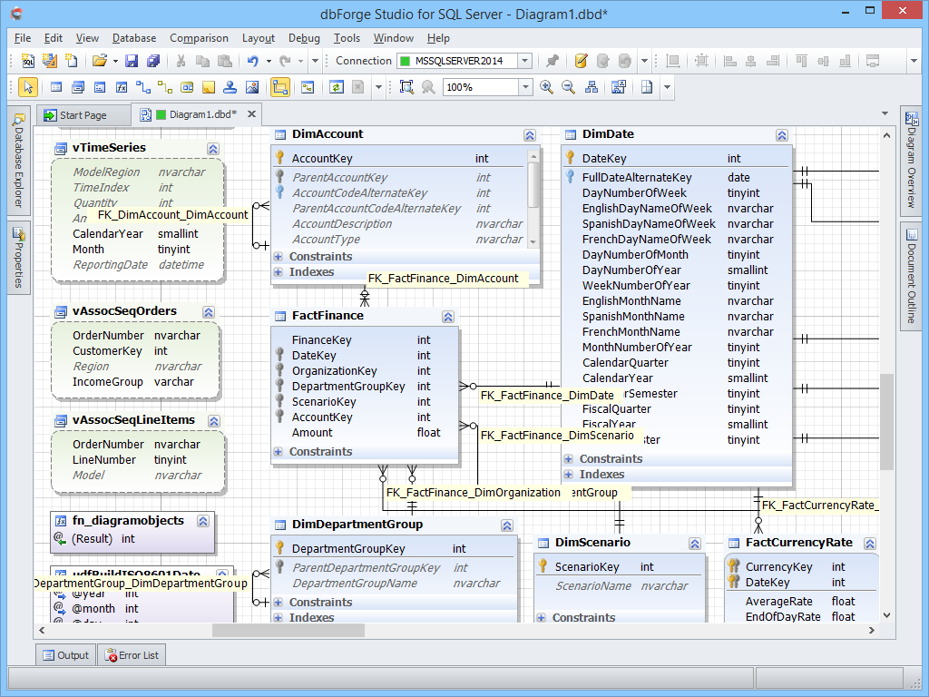 dbForge Studio for SQL Server - Ultimate SQL Server Manager Tool ...