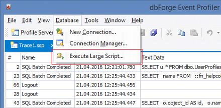 SQL SERVER - SQL Profiler vs Extended Events devext4