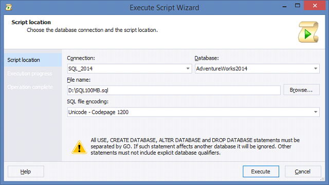 SQL SERVER - SQL Profiler vs Extended Events devext5